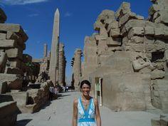 Fotografía: Sandra Rastelli -  Templos de Karnak Mount Rushmore, Mountains, Temples, Egypt, Bergen