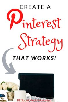 Are you listening to all the hype about a Pinterest strategy for your business but have no idea how to create one? Here is a tutorial that goes step-by-step about how to grow your audience with Pinterest marketing. Perfect for bloggers and small business owners in 2020. Promote your quality content and eBooks. #pintereststrategy #pinterestmarketing #digitalmarketing #smallbusiness Marketing Relacional, Social Media Marketing, Marketing Strategies, Affiliate Marketing, Digital Marketing, Pinterest Board Names, Pinterest For Business, Blogging For Beginners, Pinterest Marketing