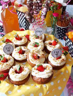 Mini Cupcakes, Cheesecake, Pesto, Desserts, Food, Parties, Ideas, Tailgate Desserts, Fiestas