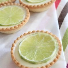 Zesty and refreshing key lime tarts that are perfect for the Summer