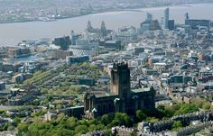 Liverpool from the air - part one in pictures - Liverpool Echo