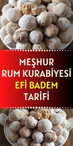 Greek Cooking, Cooking Time, Turkish Sweets, Happy Cook, Turkish Recipes, The Best, Cookie Recipes, Delicious Desserts, Bakery