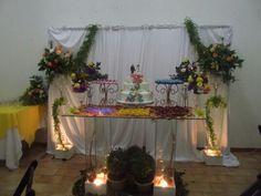 Casamento salão Pimenta doce Neia e Mestrando Doril