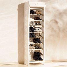 Schuhregal mit Stoffbezug von Strauss Innovation sch0001-722065-4 30