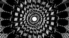 Op 22 - Op 22 is 20 seconds of looping black and white patterns inspired by the theme of OP ART. Op Art, White Patterns, Black And White, Videos, Inspiration, Alphabet, Biblical Inspiration, Black N White, Black White