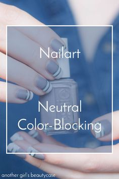 Neutral Color-Blocki