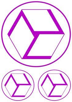 Listos para imprimir en formatoA4, se pueden usar para elaborar mandalas con cristales. Healing Codes, Reiki Symbols, Yoga Mantras, Usui, Sacred Geometry, Feng Shui, Spirituality, Coding, Chakras