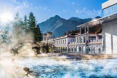 QC Terme San Pellegrino (spa, buffet) - San Pellegrino Terme, Italy