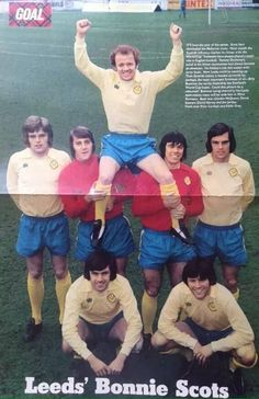 The Scots of Leeds United.