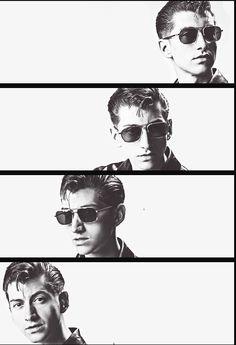 Alex Turner, Arctic Monkeys