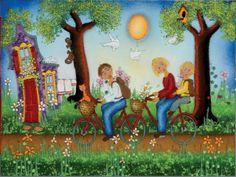 Canadian Artist Jenny Hellers