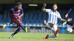 Barça B v Atletic Balears: Fine margins (1-2)