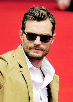 Jamie Dornan at the Anthropoid press conference at KVIFF in Czech Republic, July 9