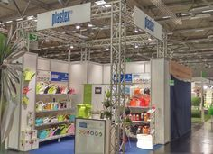 Plastex booth in Expo Cologne. Cologne