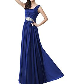 Yougao Women's Floor Length Beading Bridesmaid Prom Gown Eveing Party Dresses US 4 Royal Blue Yougao http://www.amazon.com/dp/B0157S50VI/ref=cm_sw_r_pi_dp_6F8Awb0VGV5J6