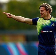 Michael  Hooper Michael Hooper, Blondies, Rugby, Football