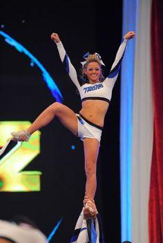 The 2012 Cheerleading Worlds Maryland Twisters Weathergirls