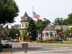 Amityville....heres where i was born along with my other 2 sisters who still live on long island...