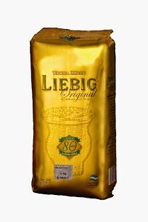 Blog de Vinos de Silvia Ramos de Barton -The Wine Blog- Argentina -: Liebig Original una yerba premium ideal para tomar...