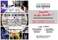 École de danse Olga Semenova
