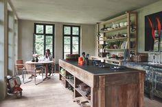 Chez Pieter Vandenhout | MilK decoration