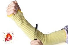 Kevlar Arm Sleeves Protection