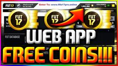 FIFA 17 FUT Münzen und FIFA Punkte Hack (XBOX /PS /iOS/ Android/PC)