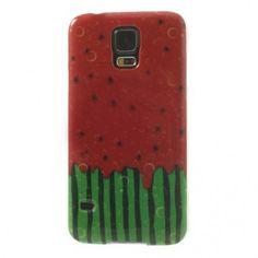 Coque Samsung Galaxy S5 - Pastèque
