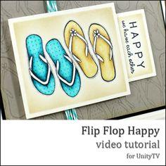 Danielle Daws: Flip Flop Happy - UnityTV