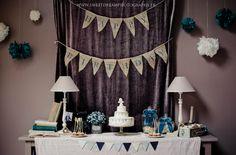 Le bel anniversaire rétro chic de Pablo Blog Bebe, Tapestry, Beautiful, Birthday, Party, Kids, Home Decor, Vintage Birthday, Retro Chic