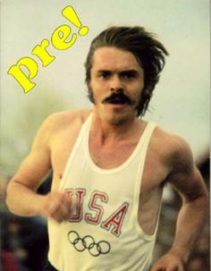 steve prefontaine....  Love that movie too... sucks me in every time!!