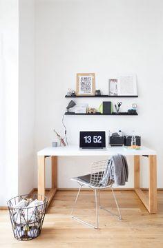 Scandinavian design desk from mycs. Make it yours!