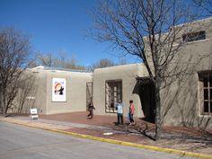 Georgia O'Keeffe Museum, Santa Fe NM