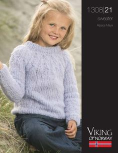 FREE PATTERN...Alpaca Maya Sweater
