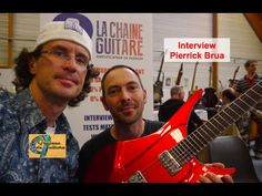 Interview du luthier Pierrick Brua