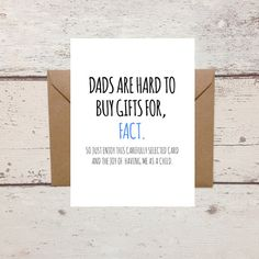 This clever Father's Day card is too funny.