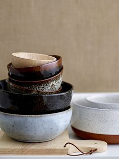 The perfect combination of ceramics. Design by Bloomingville