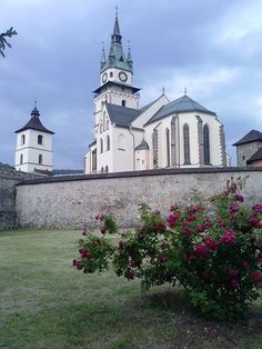 Kremnica, Slovakia Cathedral Basilica, Cathedral Church, Church Architecture, Religious Architecture, Bratislava, Old Country Churches, Houses Of The Holy, Travel Sights, Heart Of Europe