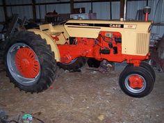 Allis Chalmers A Antique Tractors, Vintage Tractors, Old Tractors, Vintage Farm, Truck And Tractor Pull, Tractor Pulling, Agriculture, Farming, Tractor Photos