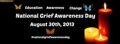 Spread the word!! Help us to bring awareness for our grievers!!