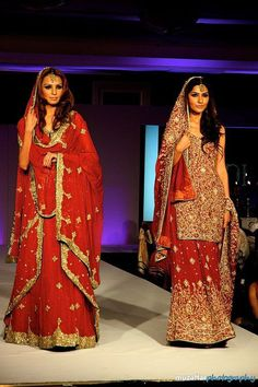 dulhan indian pakistani bollywood bride  desi wedding fashionshow