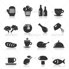 Meal Icons 8