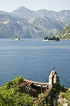 Bay of Kotor,Montenegro