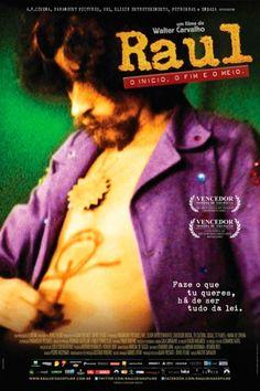 Filme | Raul Seixas - O Início, o Fim e o Meio