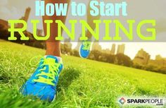 So you want to be a runner? Start with this  guide for beginners. | via