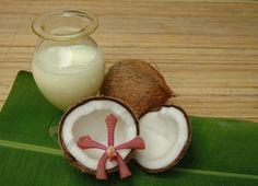 Coconut has a lot of holistic nursing properties.
