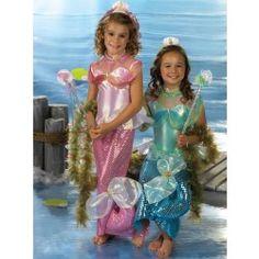 Mermaid Party Games