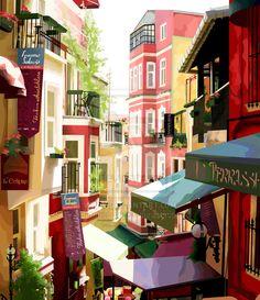 Istanbul. I do miss it.