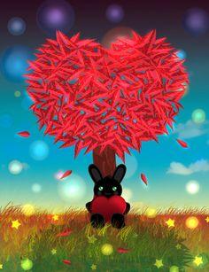 Under The Heart Tree