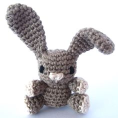 Mesmerizing Crochet an Amigurumi Rabbit Ideas. Lovely Crochet an Amigurumi Rabbit Ideas. Crochet Bunny Pattern, Crochet Rabbit, Crochet Patterns, Crochet Dolls, Crochet Yarn, Free Crochet, Easter Crochet, Crochet For Kids, Mini Amigurumi